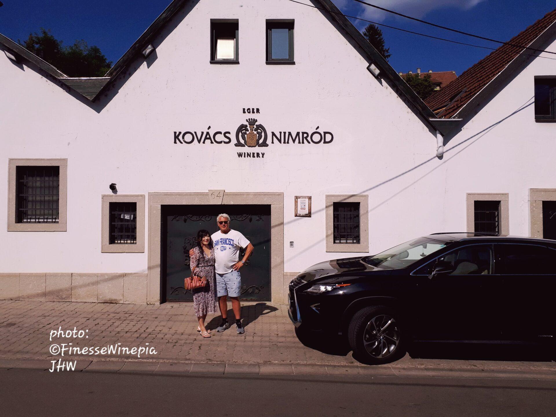 Kovács Nimród Winery